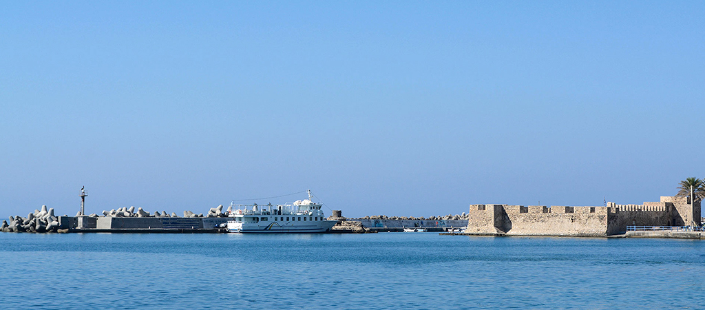 Venetian fortress, Kales