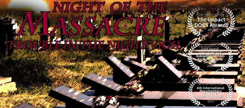 NIGHT OF THE MASSACRE